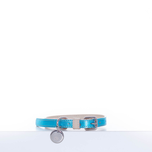 PET COLLAR (Blue)